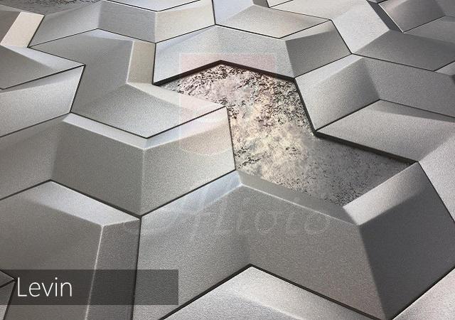декоративные панели для внутренней отделки Levin фото