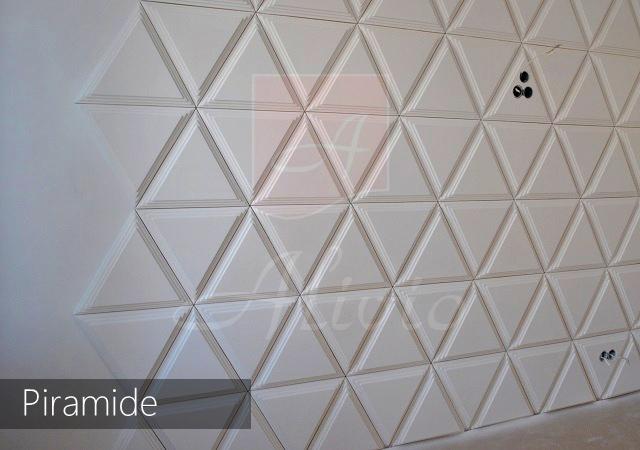 декоративные панели для кухни пирамида фото