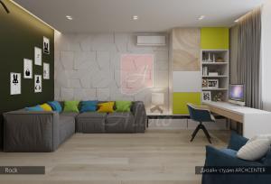 Гипсовые 3d панели Alivio серии Rock для  отделки стен, 3д панель, 3d wallpanel, 3d wall 3d tile цена купить Украина   alivio.com.ua